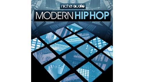 NICHE AUDIO MODERN HIP HOP - ABLETON