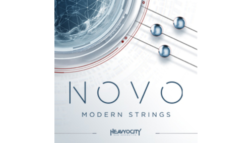 HEAVYOCITY NOVO: MODERN STRINGS