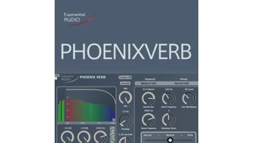 EXPONENTIAL AUDIO PHOENIXVERB
