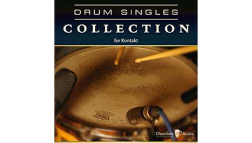 CHOCOLATE AUDIO DRUM SINGLES COLLECTION