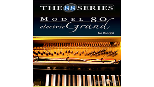 CHOCOLATE AUDIO MODEL 80 ELECTRIC GRAND PIANO