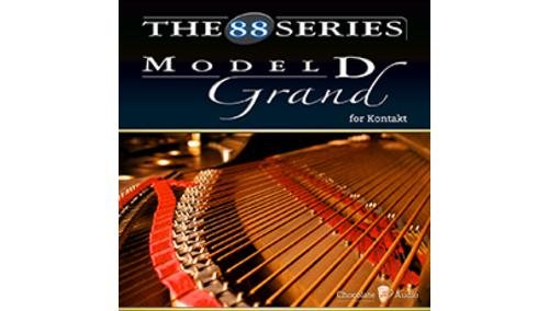 CHOCOLATE AUDIO MODEL D GRAND PIANO