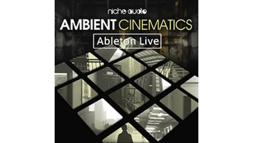 NICHE AUDIO AMBIENT CINEMATICS - LIVE