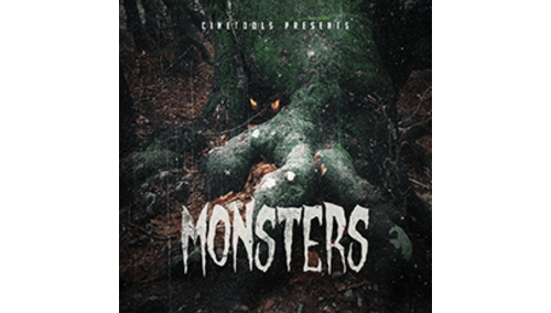 CINETOOLS MONSTERS
