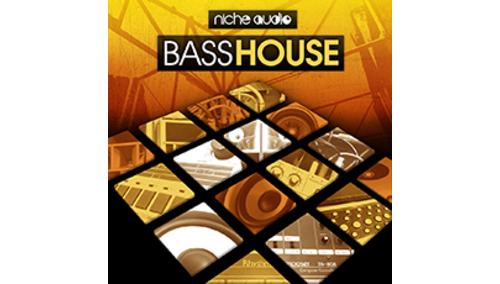 NICHE AUDIO BASS HOUSE - ABLETON LIVE