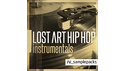 RV_samplepacks LOST ART HIP HOP INSTRUMENTALS LOOPMASTERSイースターセール!サンプルパックが50%OFF!の通販