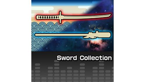 ポケット効果音 SWORD COLLECTION