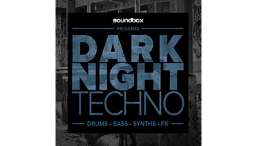 SOUNDBOX DARK NIGHT TECHNO