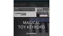 AUDIOTHING MAGICAL TOY KEYB. の通販