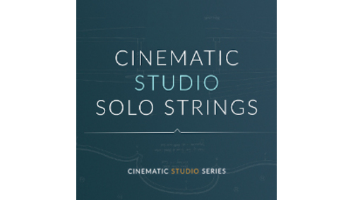 CINEMATIC STRINGS CINEMATIC STUDIO SOLO STRINGS CINEMATIC STRINGS ブラックフライデーセール!全製品25%OFF!