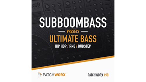LOOPMASTERS ULTIMATE BASS - SUBBOOMBASS PRESETS
