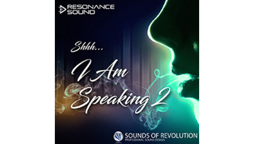 SOUNDS OF REVOLUTION SHH - I AM SPEAKING 2