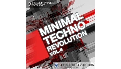 SOUNDS OF REVOLUTION SOR MINIMAL TECHNO REVOLUTION VOL.4