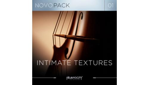 HEAVYOCITY NOVO PACK 01 - INTIMATE TEXTURES