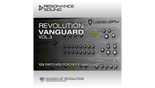 SOUNDS OF REVOLUTION SOR - REVOLUTION VANGUARD VOL.3