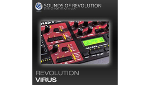 SOUNDS OF REVOLUTION SOR REVOLUTION VIRUS