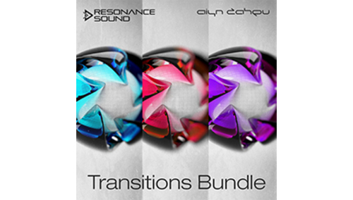 AIYN ZAHEV SOUNDS AIYN ZAHEV SOUNDS - TRANSITIONS DIVA BUNDLE