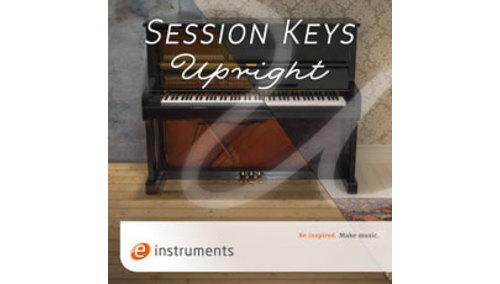 E-INSTRUMENTS SESSION KEYS UPRIGHT PIANO