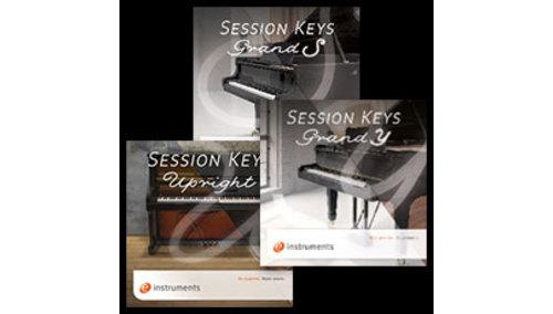 E-INSTRUMENTS SESSION KEYS ACOUSTIC BUNDLE