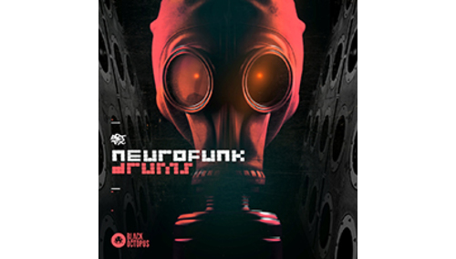 BLACK OCTOPUS ART FX NEUROFUNK DRUMS