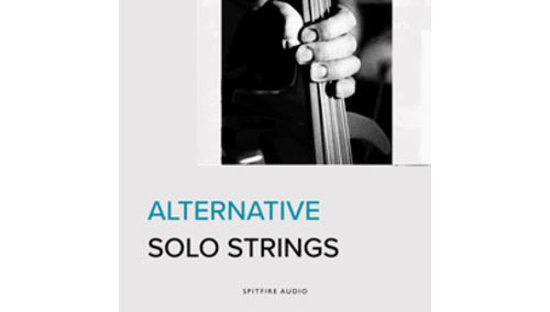 SPITFIRE AUDIO ALTERNATIVE SOLO STRINGS Spitfire Audio マンスリーセール!対象30%OFF!