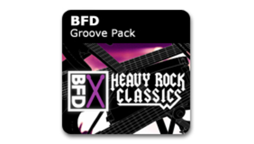 Fxpansion BFD3 Groove Pack: Heavy Rock Classics