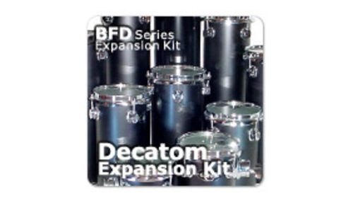 BFD3/2 Expansion KIT: Decatom BFD Expansions & Grooves All 50% OFF Sale!