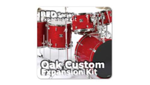 Fxpansion BFD3/2 Expansion KIT: Oak Custom Kit ダウンロード版