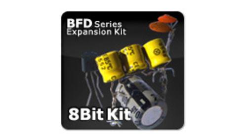 Fxpansion BFD3/2 Expansion Pack: 8 Bit kit