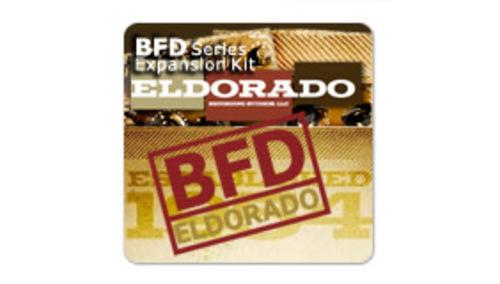 Fxpansion BFD3/2 Expansion Pack: Eldorado