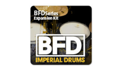 Fxpansion BFD3/2 Expansion Pack: Imperial Drums