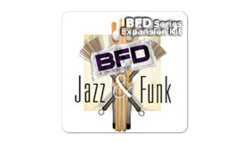 Fxpansion BFD3/2 Expansion Pack: Jazz & Funk