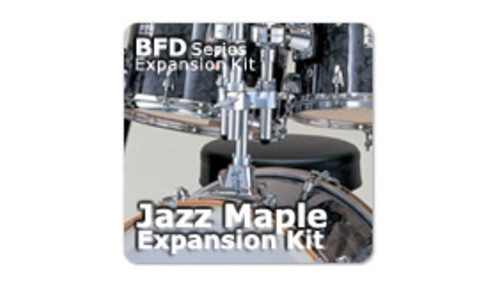 Fxpansion BFD3/2 Expansion Pack: Jazz Maple