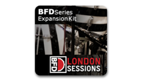 Fxpansion BFD3/2Expansion Pack: London Sessions