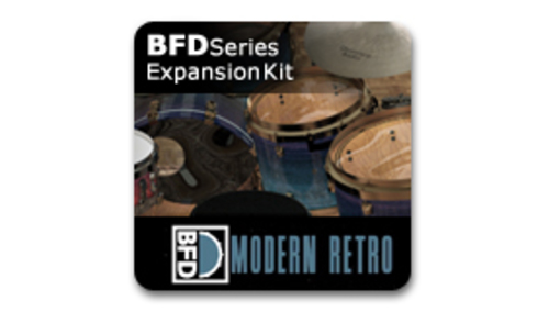 Fxpansion BFD3/2 Expansion Pack: Modern Retro
