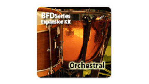 Fxpansion BFD3/2 Expansion Pack:Orchestral