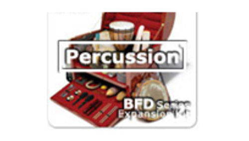 Fxpansion BFD3/2 Expansion Pack: Percussion