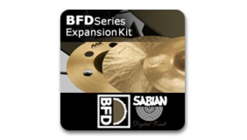 Fxpansion BFD3/2Expansion Pack: Sabian Digital Vault