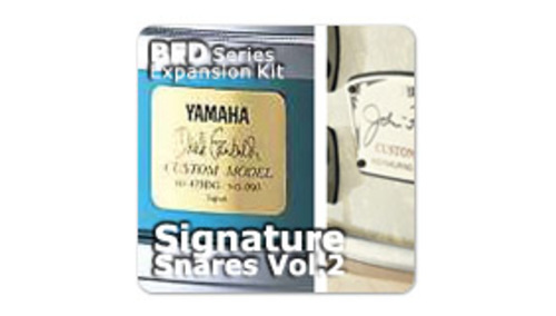 Fxpansion BFD3/2 Expansion Pack: Signature Snares Vol.2