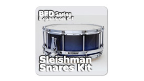 Fxpansion BFD3/2 Expansion Pack: Sleishman Snares