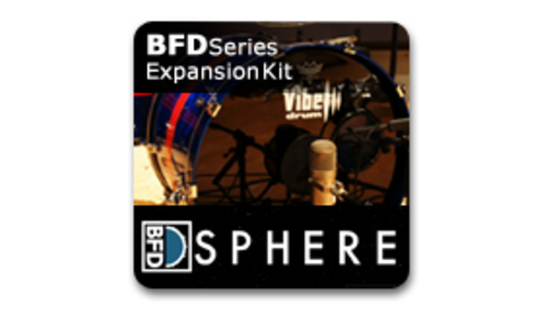 Fxpansion BFD3/2Expansion Pack: Sphere