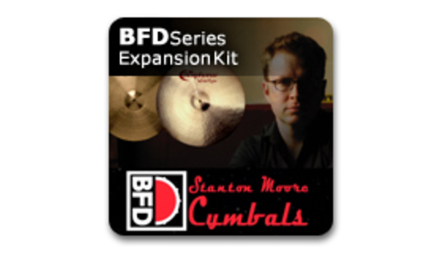 Fxpansion BFD3/2Expansion Pack: Stanton Moore Cymbals