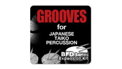 Fxpansion BFD3/2 Expansion Pack: Japanese Taiko Grooves