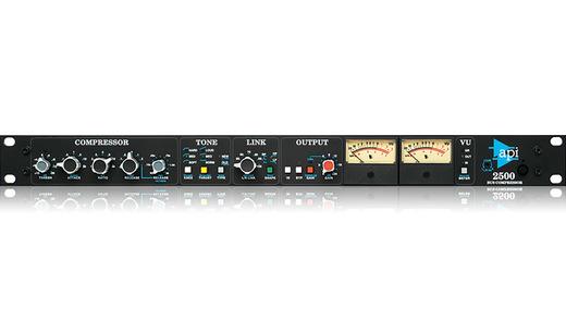 API 2500 Stereo Bus Compressor