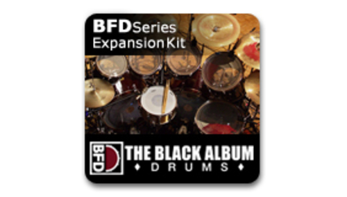 Fxpansion BFD3 Expansion Pack: Black Album Drums