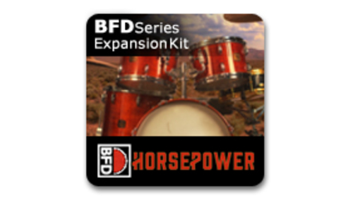 Fxpansion BFD3 Expansion Pack: Horsepower