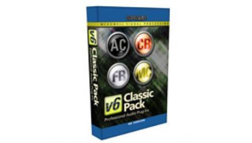 McDSP Classic Pack HD (FB/CB/MC/AC Bundle)