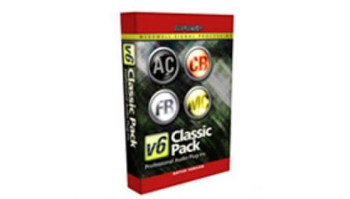 McDSP Classic Pack Native  (4 Plug-in Bundle)