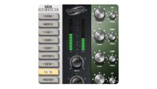 McDSP 6020 Ultimate EQ Native