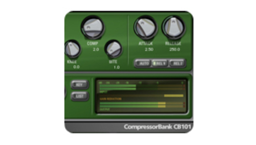 McDSP Compressor Bank Native